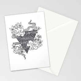 Limitless Possibilities Stationery Cards