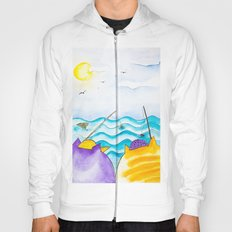 Cats fishing Hoody