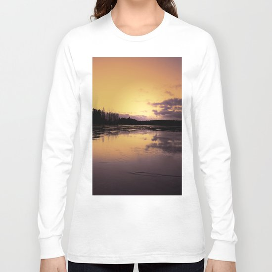 The Radiant Beauty of Nature Long Sleeve T-shirt