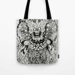 Nameless one Tote Bag