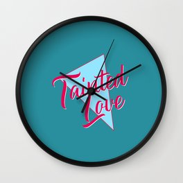 TAINTED LOVE. 80s lovely hit! | Soft Cell Wall Clock