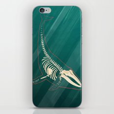 Underwater. iPhone Skin
