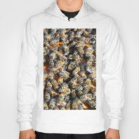 minions Hoodies featuring Hive of Activity by Shawn Kelvin