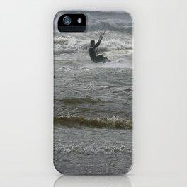 Kite surf iPhone Case