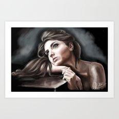 Em Art Print