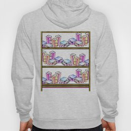 The Bookshelf Hoody