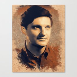 Alan Alda, Hollywood Legend Canvas Print