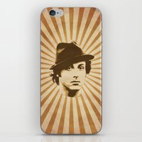 rocky iPhone & iPod Skins featuring Rocky by Durro