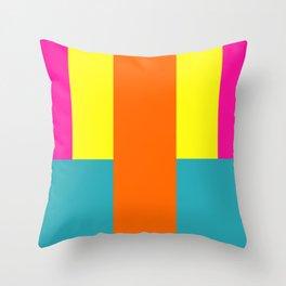 Retro Refresher Throw Pillow