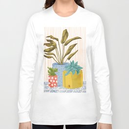 Little Garden || Long Sleeve T-shirt