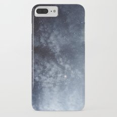 Blue veiled moon iPhone 7 Plus Slim Case