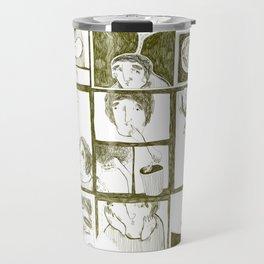 Rubbish picker Travel Mug
