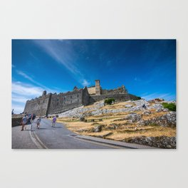 Rock of Cashel, Ireland Canvas Print