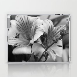 Freesia B&W Laptop & iPad Skin