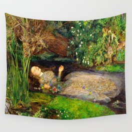 Ophelia Wall Tapestry