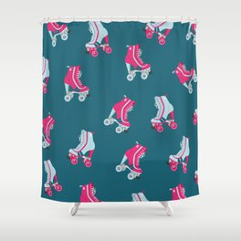 Rolly Baby Roll Shower Curtain