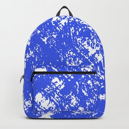 Electric Blue Backpack