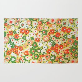 Sunset Garden Pattern No. 1 Rug