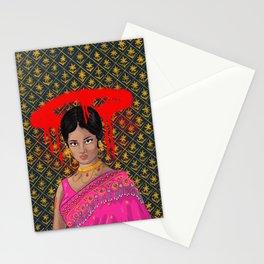 Graffiti Rani Stationery Cards