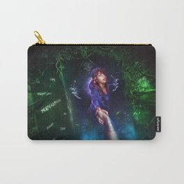 Light in the Dark Carry-All Pouch