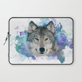 She Wolf Laptop Sleeve