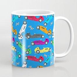 Jack's Vintage Race Cars - Indy 500 Coffee Mug