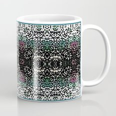 Snowy Rose Brier  Mug