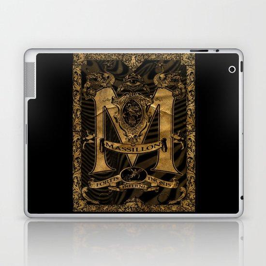 Mässillon Darkness Laptop & iPad Skin