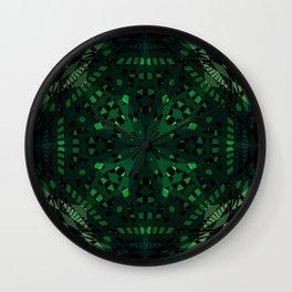Matrix Reality Wall Clock