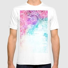 Sunny Cases XXIII MEDIUM Mens Fitted Tee White