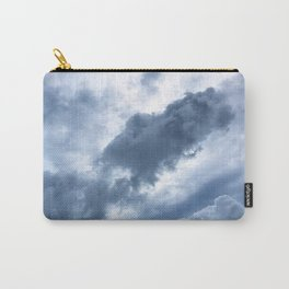 Troubled Skies Carry-All Pouch