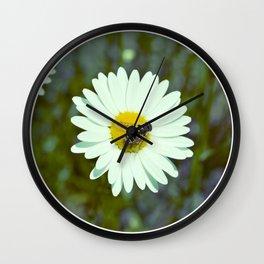 We Bee Chillin Wall Clock