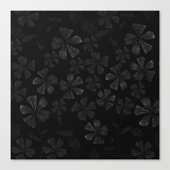 Flower..9 Canvas Print