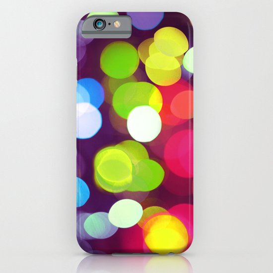 Light Dots iPhone & iPod Case