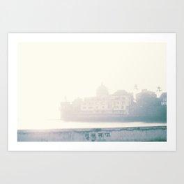 Bombay Mist Art Print