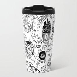 3am Thoughts Club Travel Mug