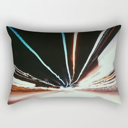 Night Drive Rectangular Pillow