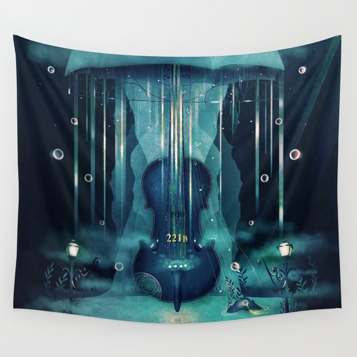 East Wind Wall Tapestry