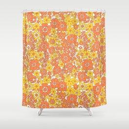 vintage 32 Shower Curtain