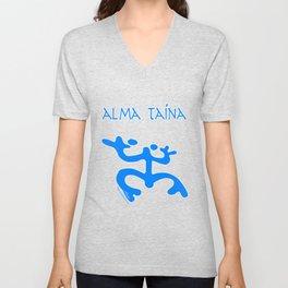 Alma Taina - The Coqui Unisex V-Neck