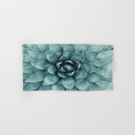 Flower geometric 4 Hand & Bath Towel
