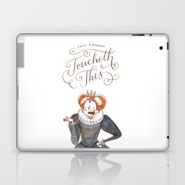 Thou Cannot Toucheth This Laptop & iPad Skin