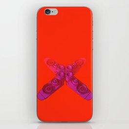 Xfactr iPhone Skin