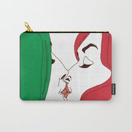 Kiss. Italian edition Carry-All Pouch