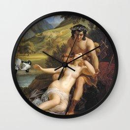 Vacanze romane Wall Clock