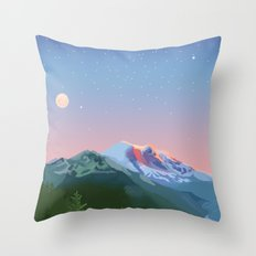 Tahoma Throw Pillow