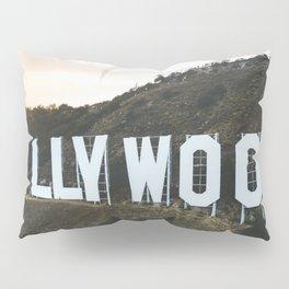 Hollywood Sign (Los Angeles, CA) Pillow Sham