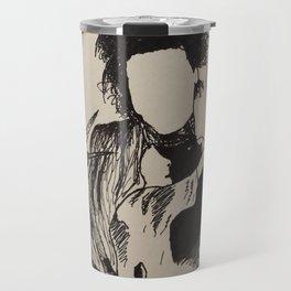 Edward Scissorhands Travel Mug