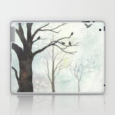 Birds of Winter Laptop & iPad Skin