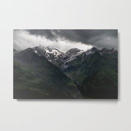 The power of the Mountains Metal Print